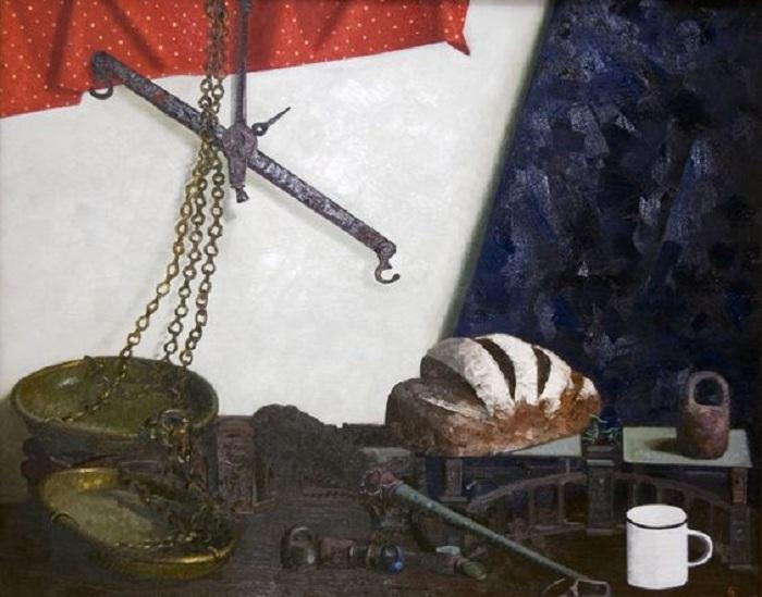 Весы. Автор: В.Грачев. | Фото: pinterest.com.