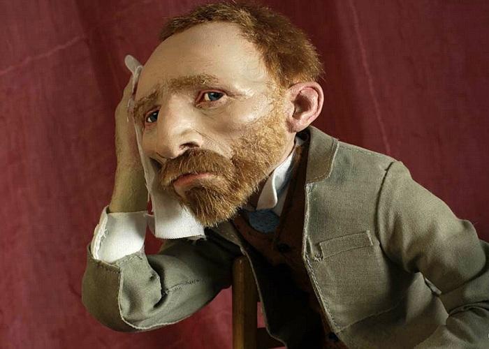 Винсент Ван Гог. Фрагмент. Автор: В.Волегов.