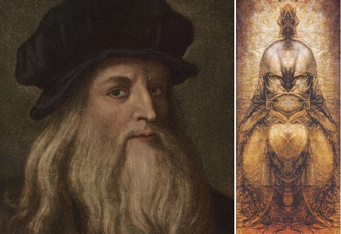 Зеркальный код Леонардо да Винчи