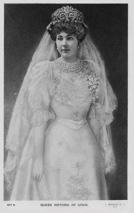 Виктория Евгения де Баттенберг