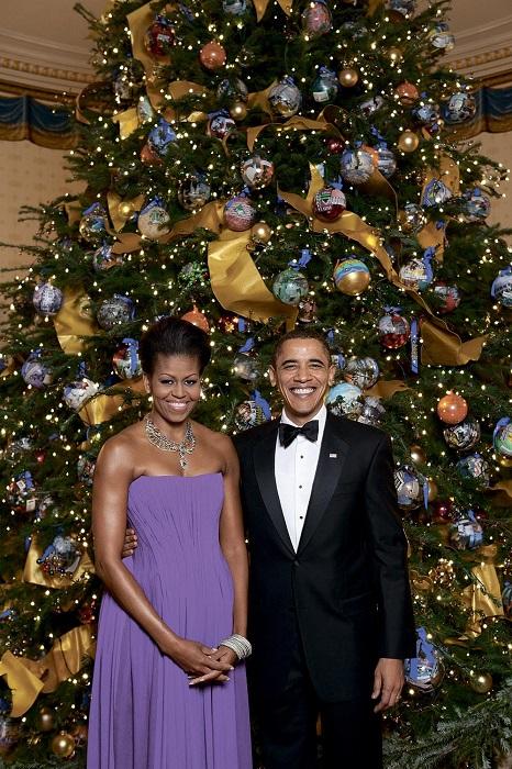 Рождество в Белом доме 2009 год
