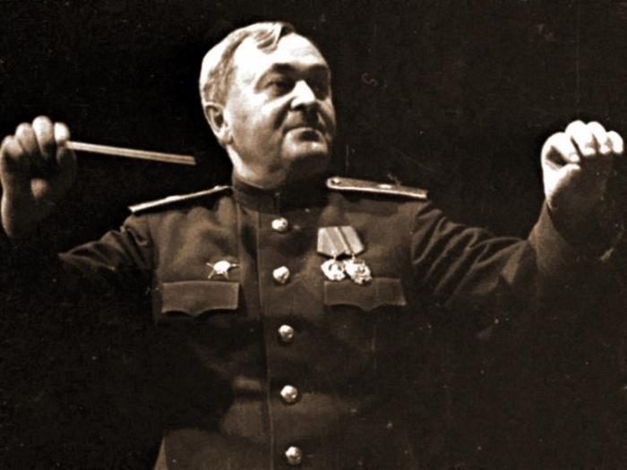 Великий маэстро А.В.Александров.