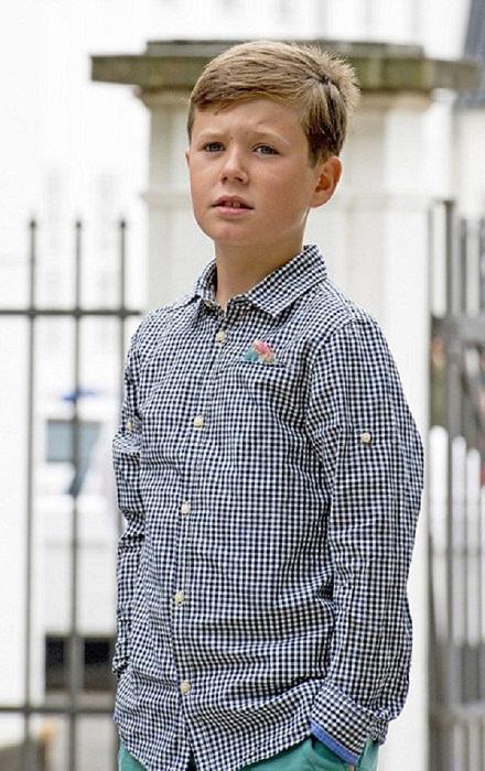 Принц датский Кристиан Вальдемар Анри Джон