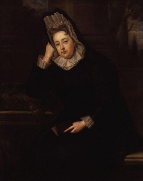 Герцогиня Кливленд. 1705 год