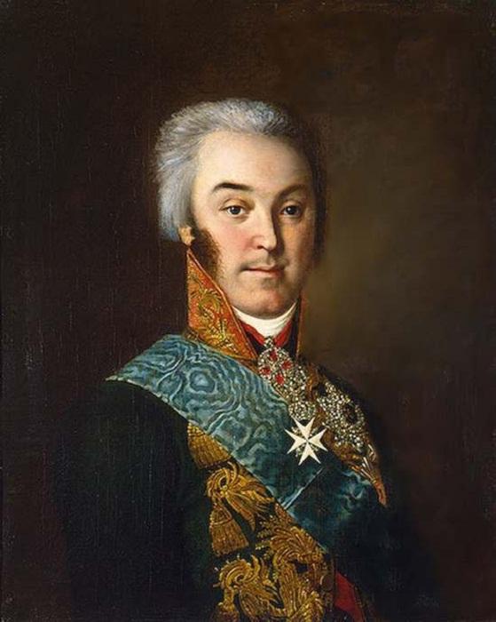 Граф Николай Петрович Шереметьев