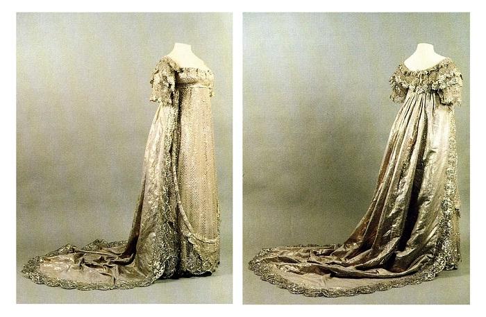 Свадебное платье принцессы Шарлотты