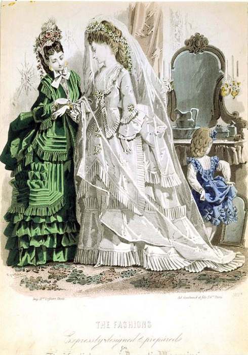 1872 год