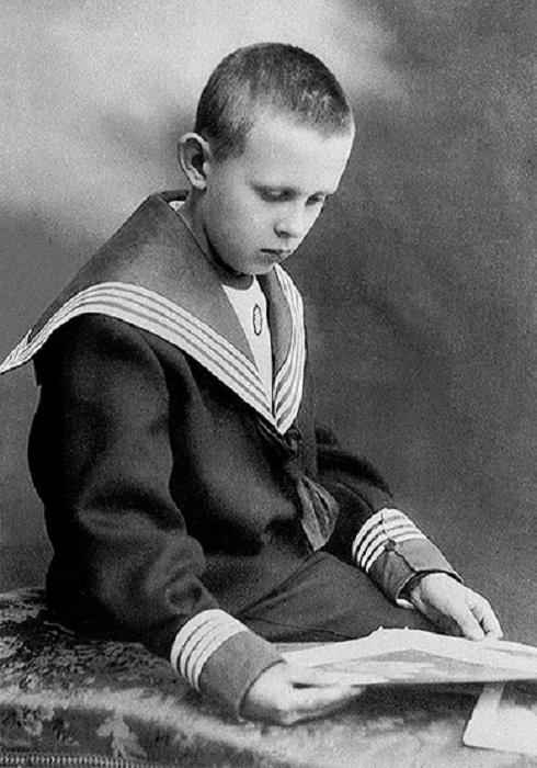Даниил Ювачев 1915 год
