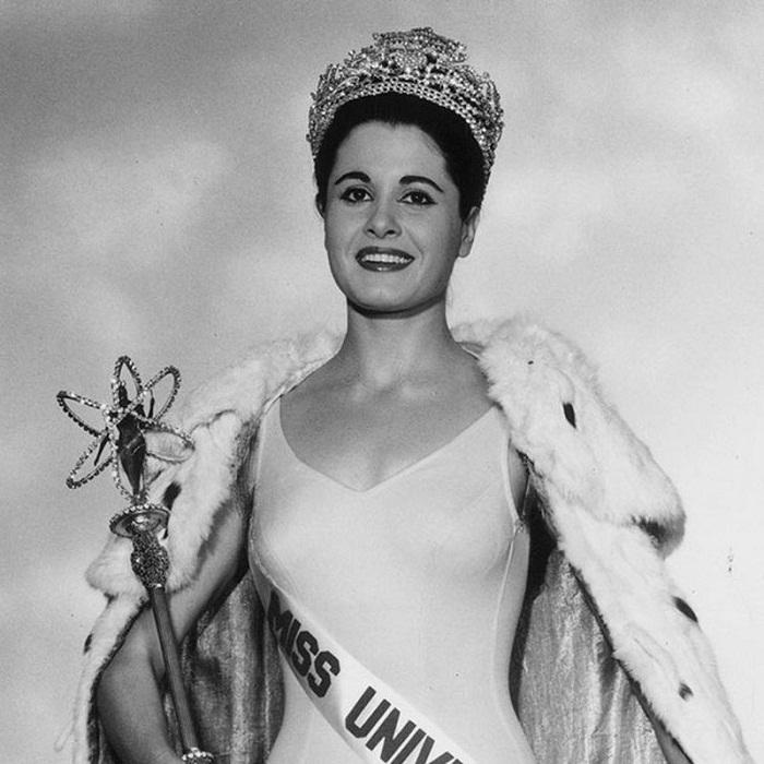 Норма Нолан, Аргентина. «Мисс Вселенная — 1962». 24 года,  166 см