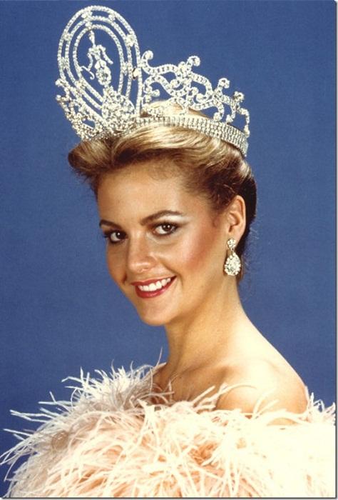 Ирене Саэс (Венесуэла) - Мисс Вселенная 1981. Рост 178 см.
