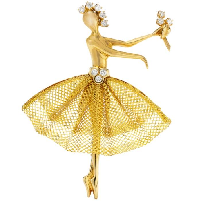Балерина 1993 год