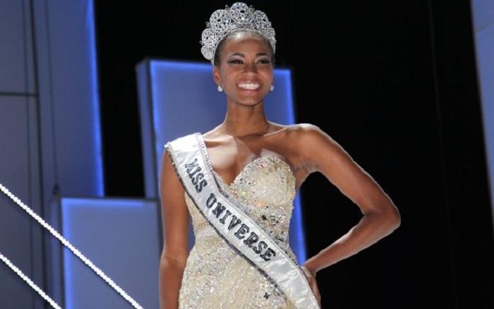 Лейла Лопес, Ангола. Мисс Вселенная-2011  25 лет, рост 179 см