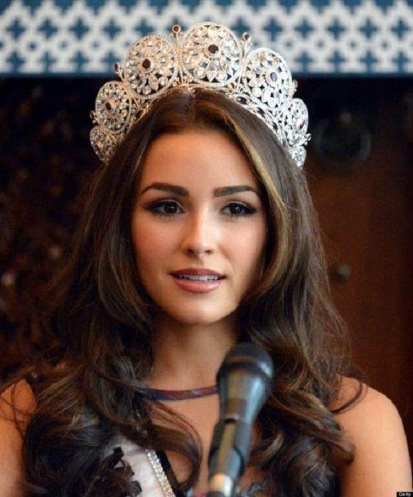 Оливия Калпо, США. Мисс Вселенная-2012