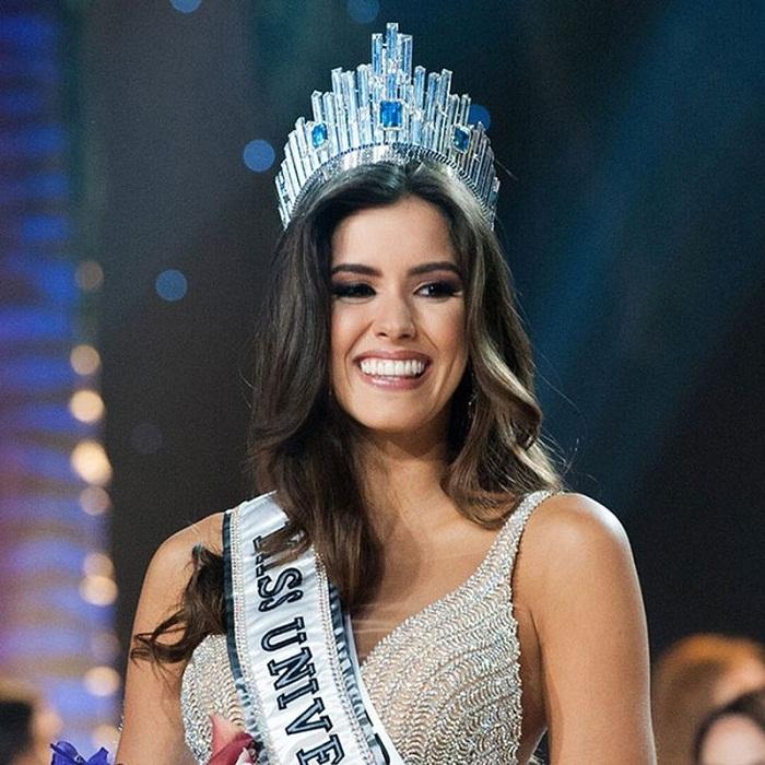 Паулина Вега, Колумбия. «Мисс Вселенная — 2014». 22 года, 178 см