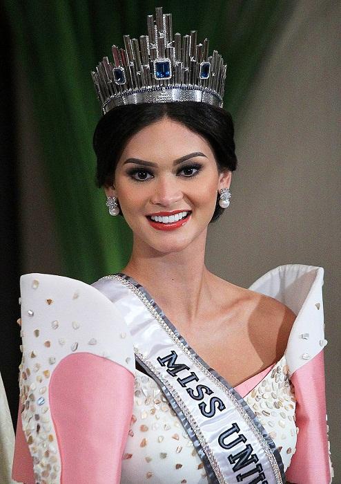 «Мисс Вселенная 2015»: Пиа Алонсо Вуртцбах, рост 176 см