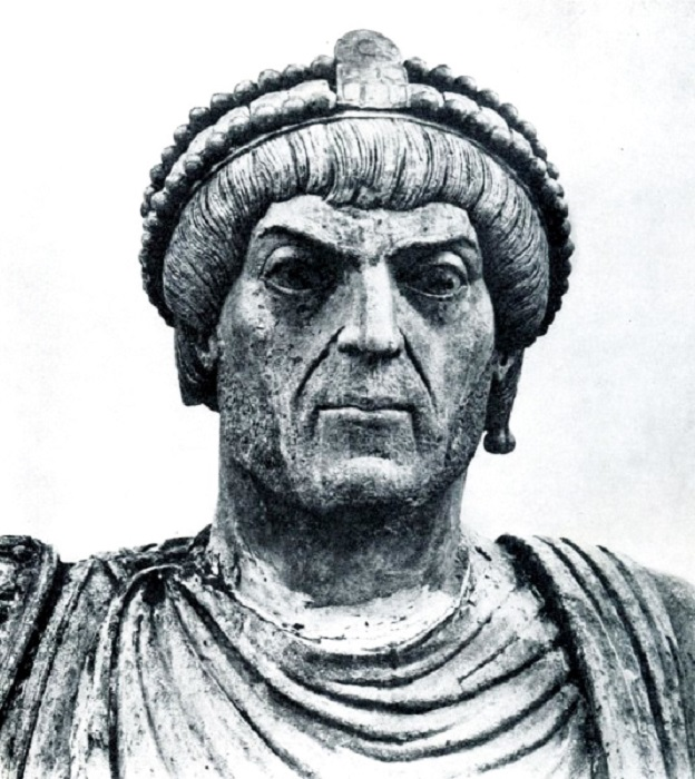 Император Феодосий I Великий