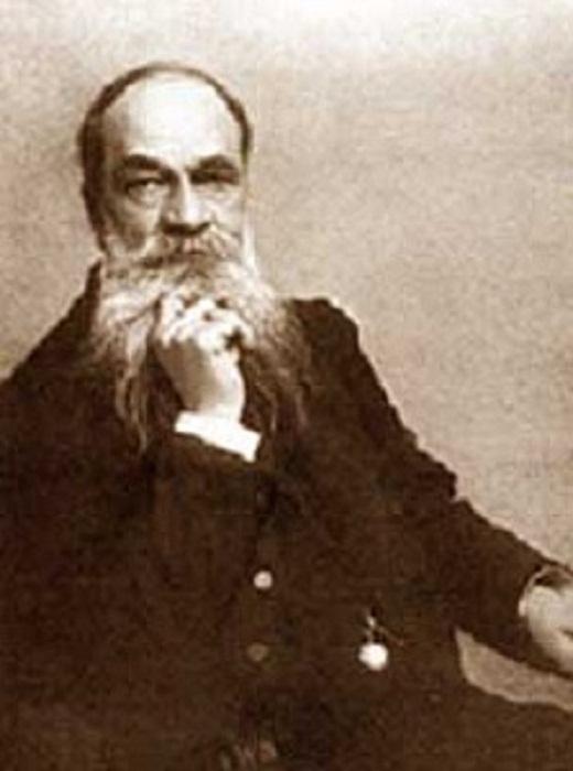 В.К.Феррейн, 1834-1918