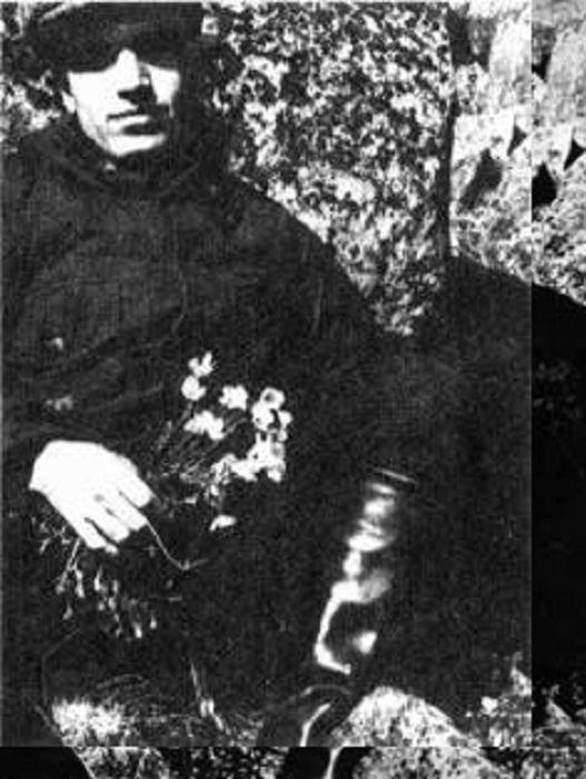 Геннадий Шпаликов...