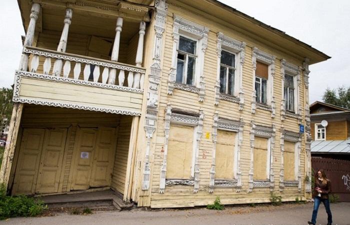 Старый дом, Вологда