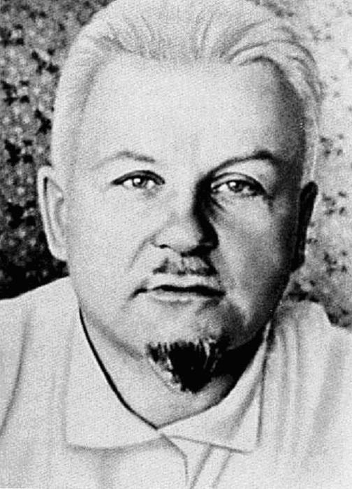 «Крестный отец» Быстролетова - Артур Артузов