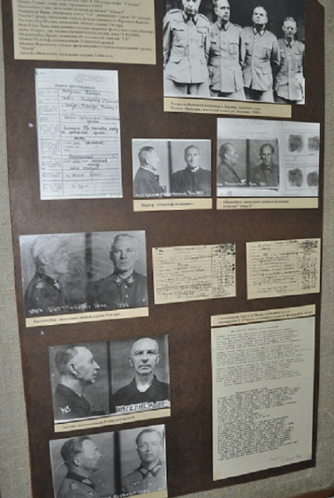 Немецкие генералы. Фото из музея