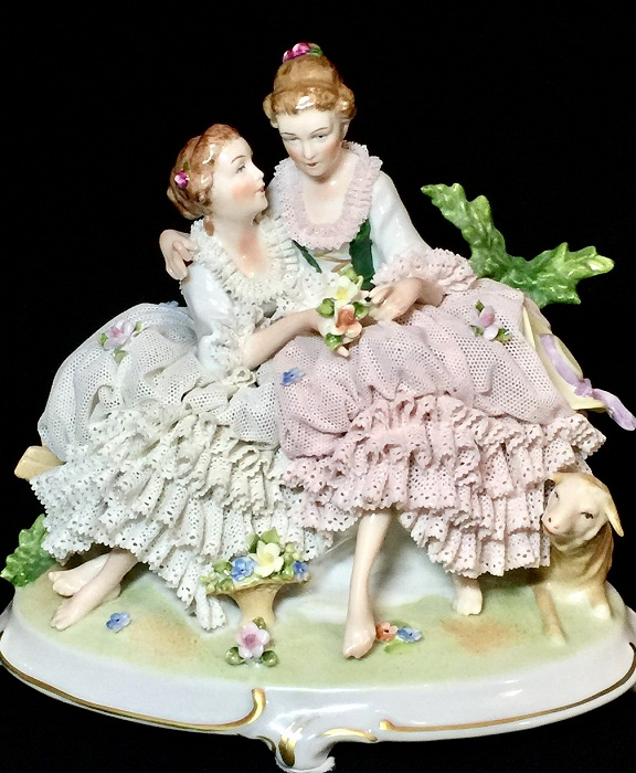 «Две сестры», Unterweissbach 1920-1940 гг