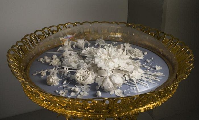 Знаменитый «Белый букет» мастера П.И.Иванова