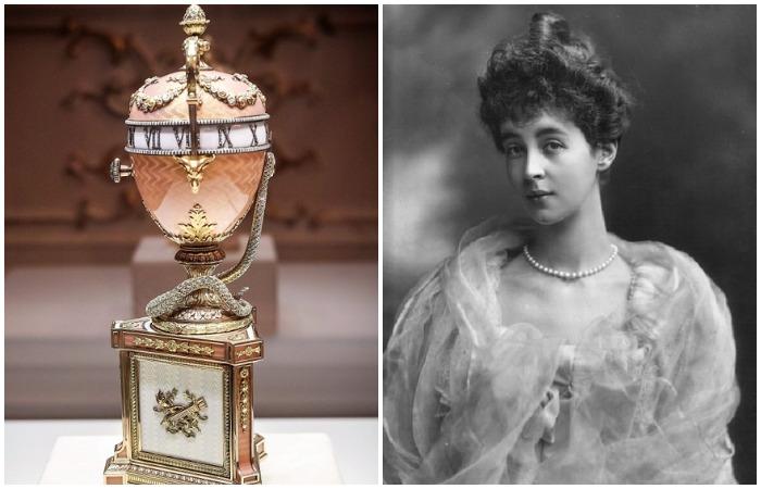 Красавица Консуэло Вандербильт: Первая иностранка, для которой был изготовлен шедевр Фаберже