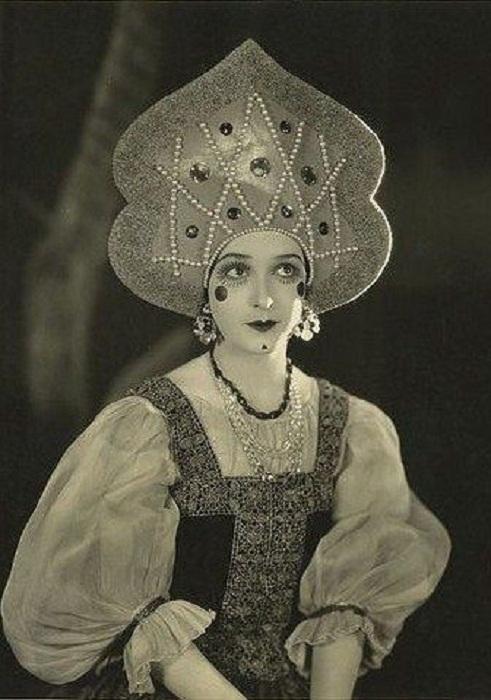Флоренс Видор. Американская актриса эпохи немого кино