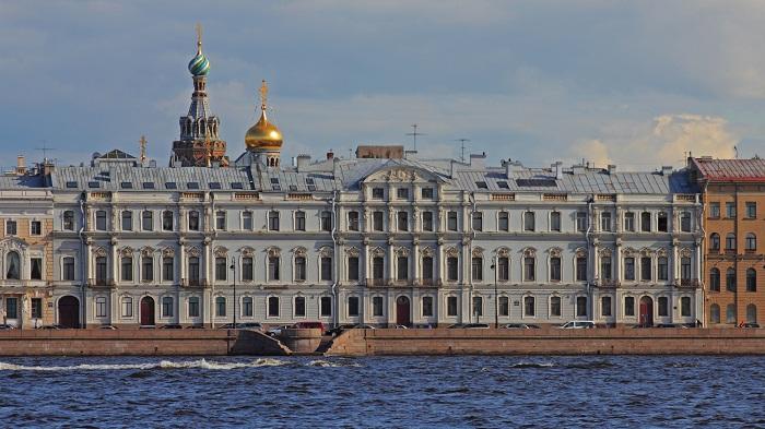 Дом Анны Лопухиной-Гагариной