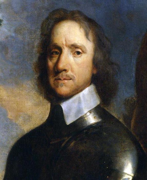 Оливер Кромвель, 1-й лорд-протектор Англии, Шотландии и Ирландии (1653-1658)