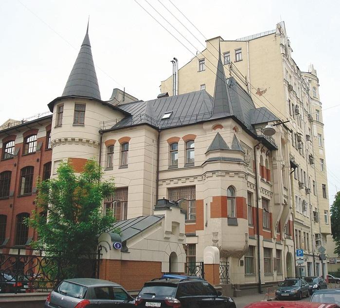 Здание скоропечатни Левенсона