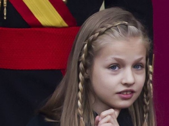 Инфанта Леонор, принцесса Астурийская