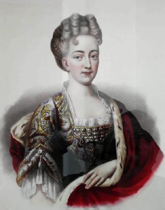 Кронпринцесса Шарлотта-Кристина-Софья