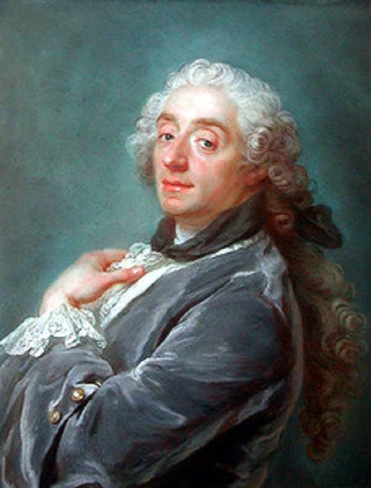 Портрет Франсуа Буше (1703-1770)