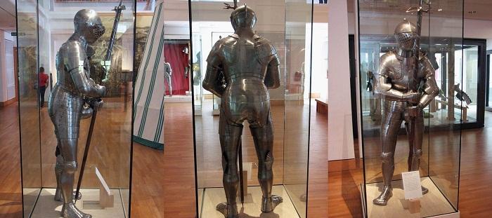 Доспехи 28 летнего Генриха Восьмого. 1519-1520 годы. Королевские Арсеналы в Лидсе (Royal Armouries at Leedsoyal Armouries at Leeds)