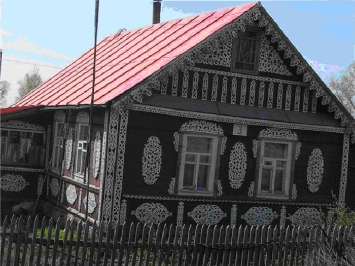 Дом в деревне Анастасино Смоленской области