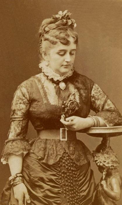 Фанни Лир, 1875 год