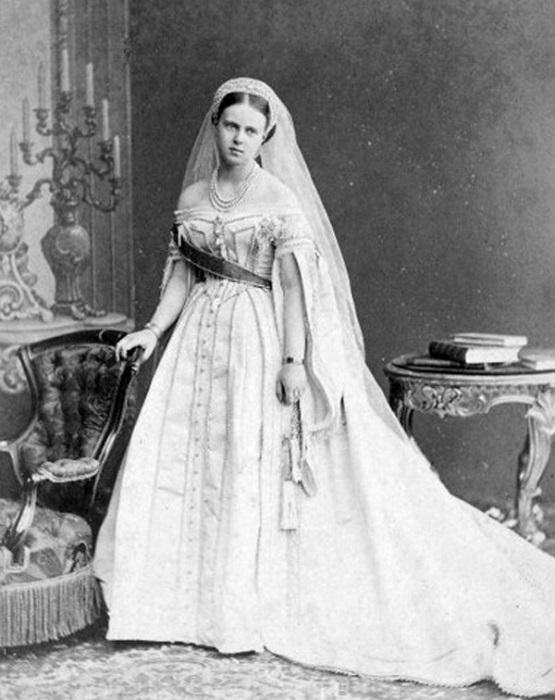 Великая княжна Мария Александровна