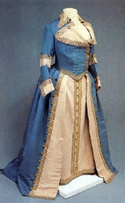 Мундирное платье Кирасирского полка