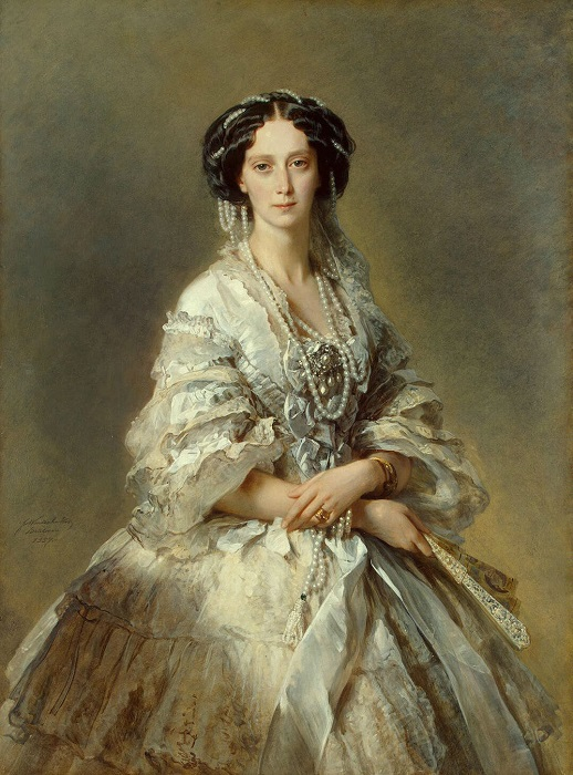 Императрица Мария Александровна (супруга императора Александра II и мать императора Александра III)