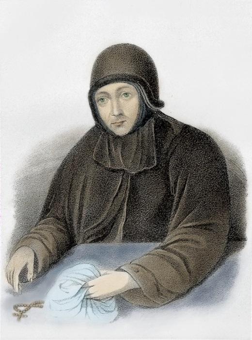Инокиня Досифея (Августа Тараканова)