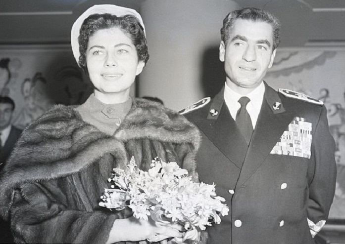 Шах Мохаммед Реза Пехлеви и Сорайя