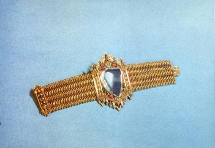 Портретный алмаз