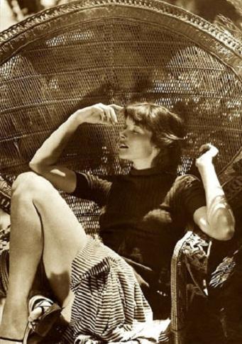 Кэтрин Хепберн, величайшая американская актриса, четырежды удостоенная премии «Оскар» ...