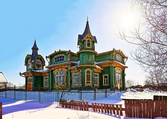 Дом Шорина, г. Гороховец Владимирская область (1902 г.)