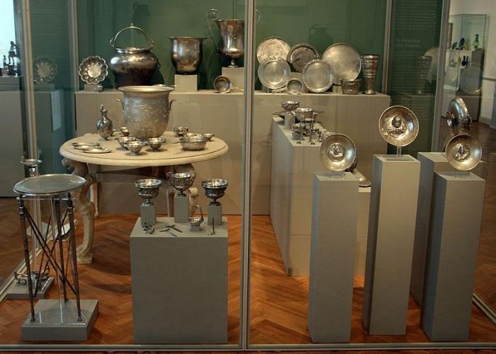 Гильдесгеймский клад, I век до н.э. Античное собрание, Берлин.