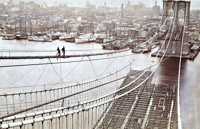 Недостроенный мост
