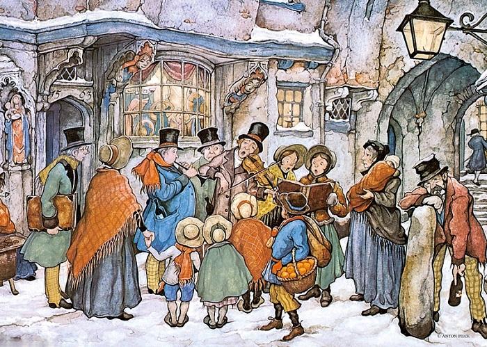 Рождественский хор