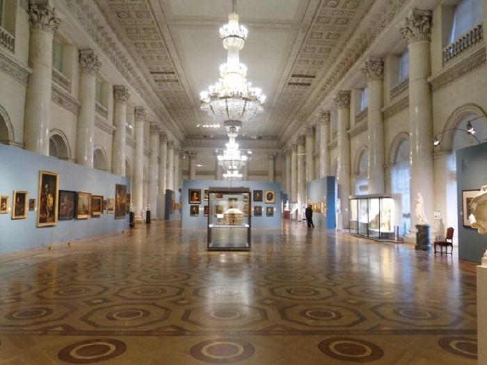 Большой Николаевский зал
